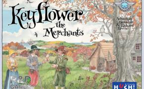 [Anteprima] Keyflower: the Merchants