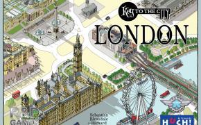 Key to the City - London: anteprima Essen 2016