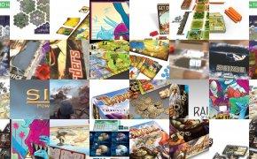 Kickstarter Giochi da Tavolo (Marzo - Aprile 2017)