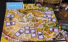 Jim Hensons Labyrinth: the board game: anteprima Essen 2016