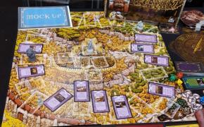 Jim Hensons Labyrinth: the board game: anteprima Essen 2016