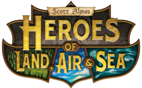 Heroes of Land, Air & Sea: antemprima Essen 2016