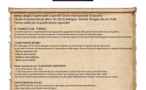 12 Seasons Tournament - Bologna