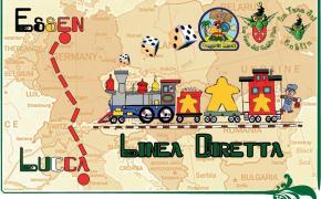 Lucca Essen - Linea diretta 2014 - I giochi a disposizione!