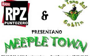 Meeple Town 1° Puntata del 26-10-2014