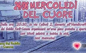 24/06/2015 Area dimostrativa Tana dei Goblin Forlì Cesena per i Mercoledì del Cuore