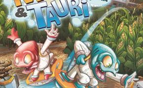 Mino & Tauri: anteprima Essen 2016