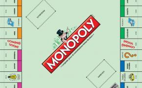 Tutto il Monopoli in un poster