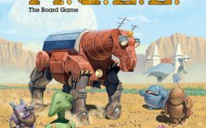 [Anteprima Essen 2015] M.U.L.E. the boardgame