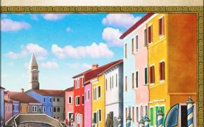 [L'ultimo scaffale in alto a sinistra] Murano