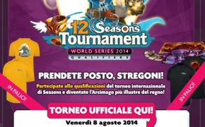 12 Seasons Tournament tappa forlivese