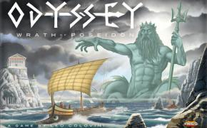 [Anteprima Essen 2015] Odyssey: Wrath of Poseidon