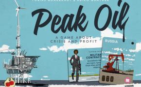 Copertina di Peak Oil