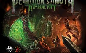 Perdition's Mouth: Abyssal Rift: anteprima Essen 2016
