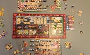 Russian railroads: finale di partita
