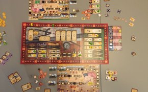 Russian railroads: finale di partita