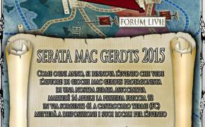 Serata con l'Autore Mac Gerdts alla Tana dei Goblin Forlì Cesena