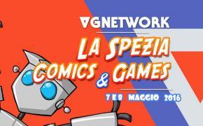 La Spezia Comics & Games 2016