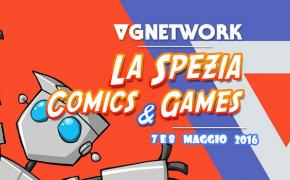 [Eventi] La Spezia Comics & Games 2016