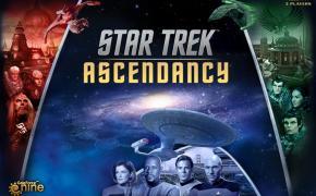 Star Trek Ascendancy: anteprima Essen 2016
