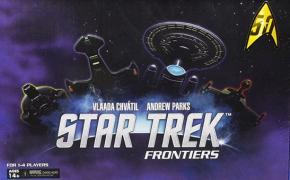 Star Trek: Frontiers: anteprima Essen 2016