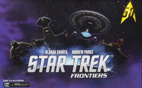 Star Trek: Frontiers: anteprima Essen 2016
