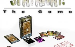Stay Away! Cthulhu is Back! A Contagious Horror Card Game Made in Italy