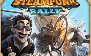 [Crowdfunding] : Steampunk Rally