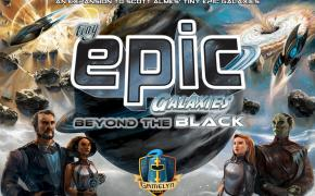 [Crowdfunding] Tiny Epic Galaxies Beyond The Black