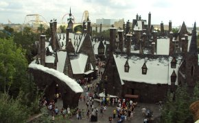 Il parco giochi a tema The Wizarding World of Harry Potter (Orlando)