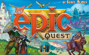 [Crowdfunding] Tiny Epic Quest