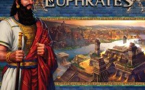 Copertina di Tigris & Euphrates, un gioco di Knizia