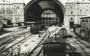 Torino Porta Nuova 1884