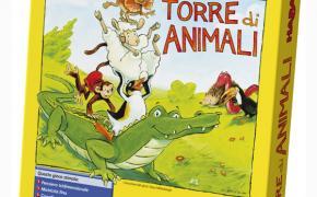 La Torre degli Animali: Il gioco con gli animali che volano
