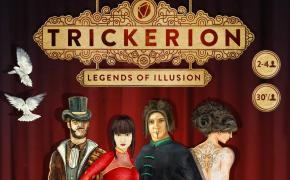 [Crowdfunding] : Trickerion, Legends of Illusion
