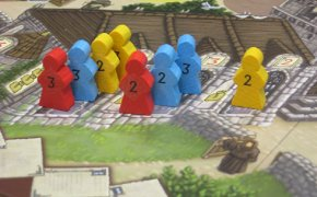 Village meeple