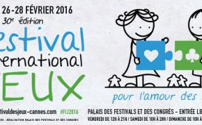 Al festival International des Jeux di Cannes