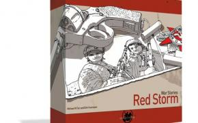 [Anteprima] War Stories: Red Storm