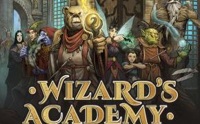 [Crowdfunding] : Wizard's Academy