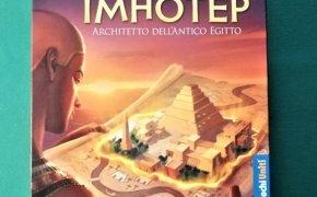 Imhotep: tra faraoni, piramidi e barche.