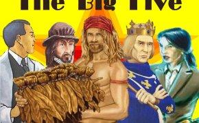 I Big Five dei giochi da tavolo gestionali