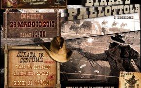 5a edizione di Birra e Pallottole, serata di giochi a tema western