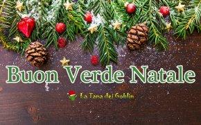 Buon Verde Natale by La Tana dei Goblin