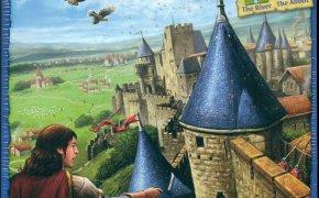 Copertina del gioco da tavolo Carcassonne