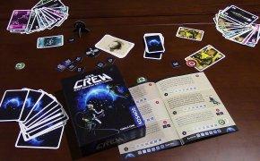 The Crew: il tressette nello spazio