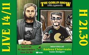 The Goblin Show: Andrea Chiarvesio