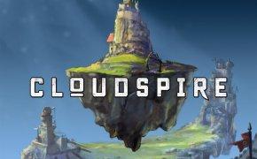 cloudspire: copertina