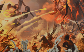 Copertina Kickstarter Titans
