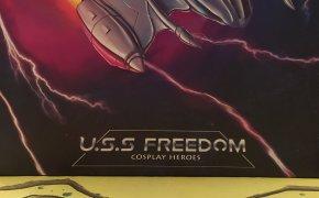 USS Freedom Tana Goblin