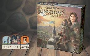 era of kingdoms copertina